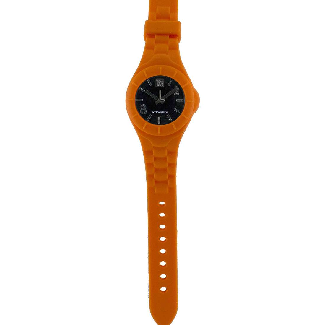 montre seul le temps unisex Too late Mash-up M001N