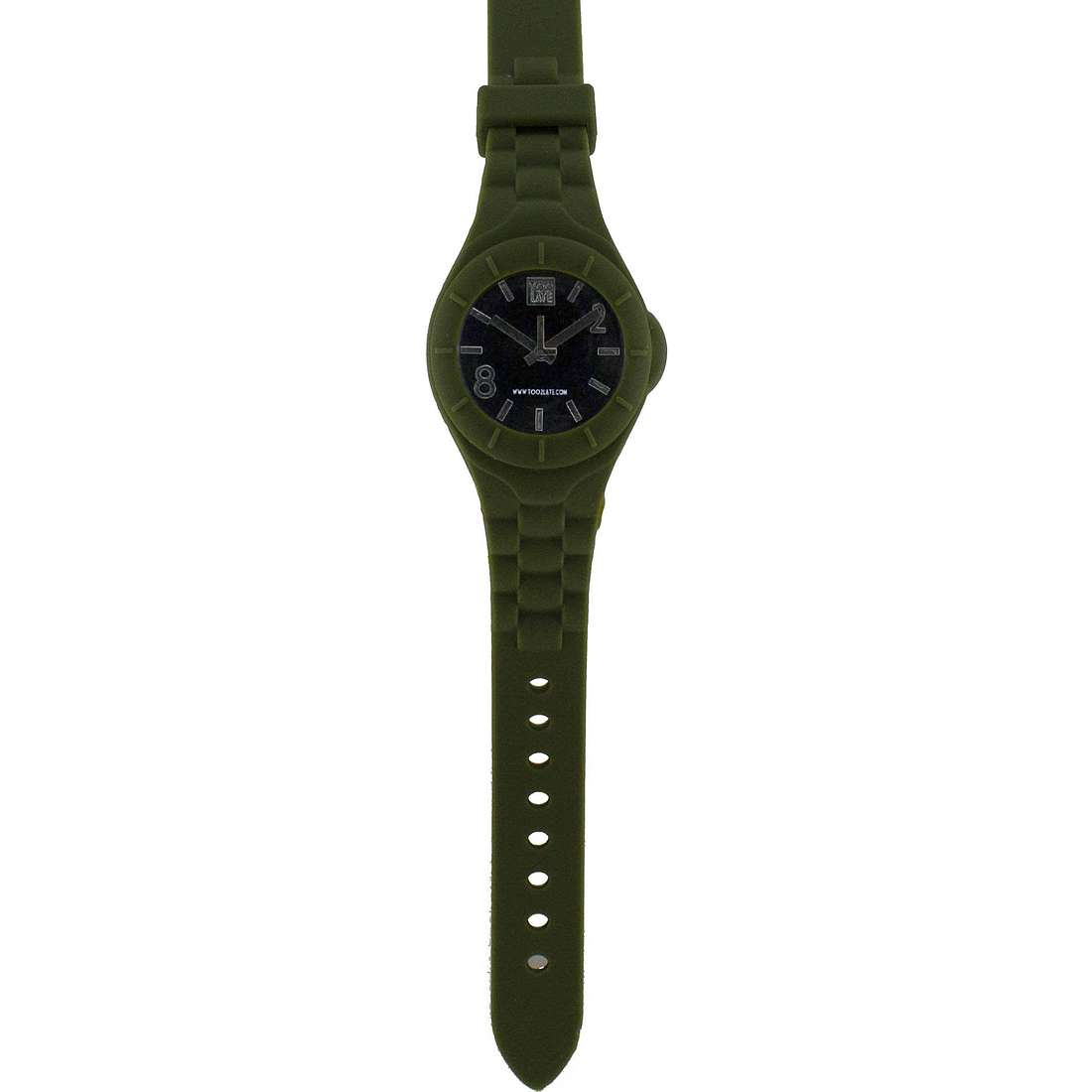 montre seul le temps unisex Too late Mash-up M002N