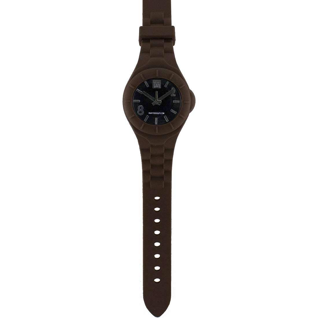 montre seul le temps unisex Too late Mash-up M006N