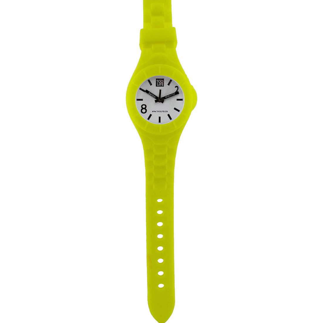 montre seul le temps unisex Too late Mash-up M009B