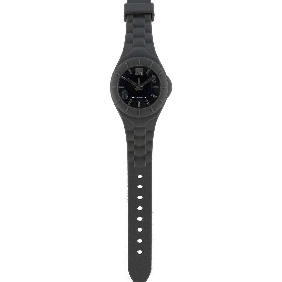 montre seul le temps unisex Too late Mash-up M011N