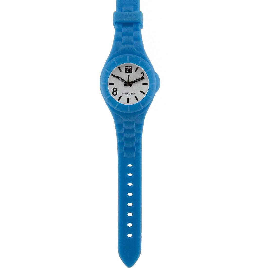 montre seul le temps unisex Too late Mash-up M012B