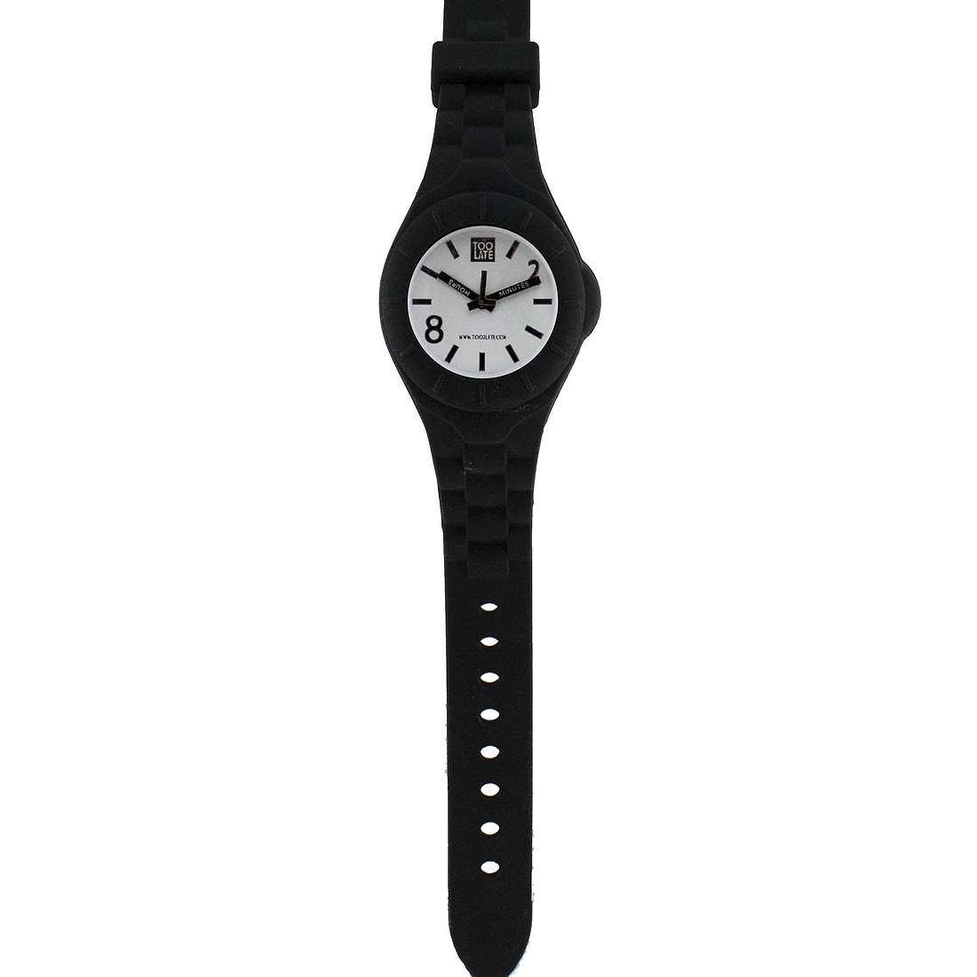 montre seul le temps unisex Too late Mash-up M013B