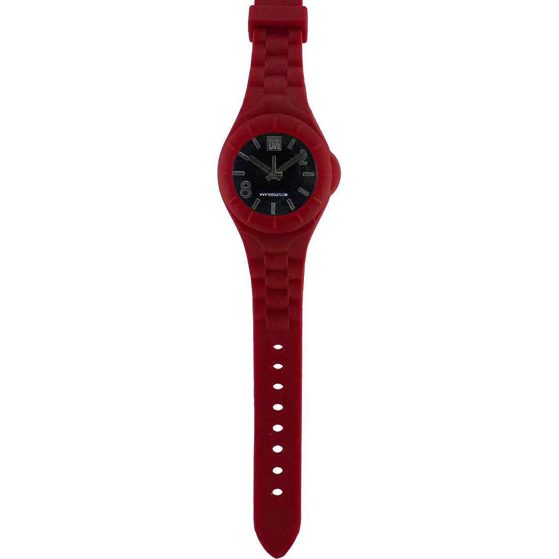 montre seul le temps unisex Too late Mash-up M014N