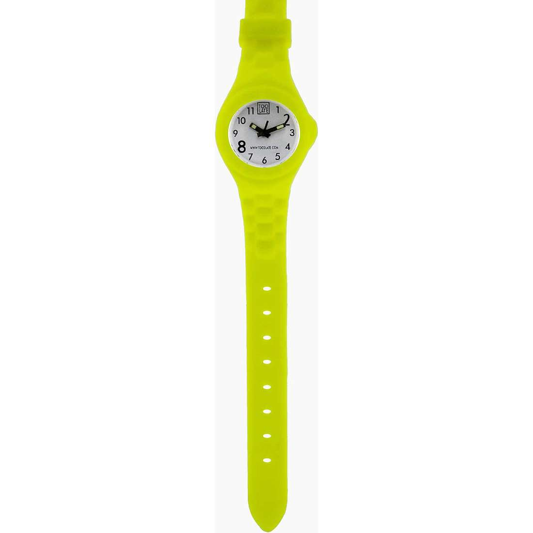 montre seul le temps unisex Too late Mash-up MS005B
