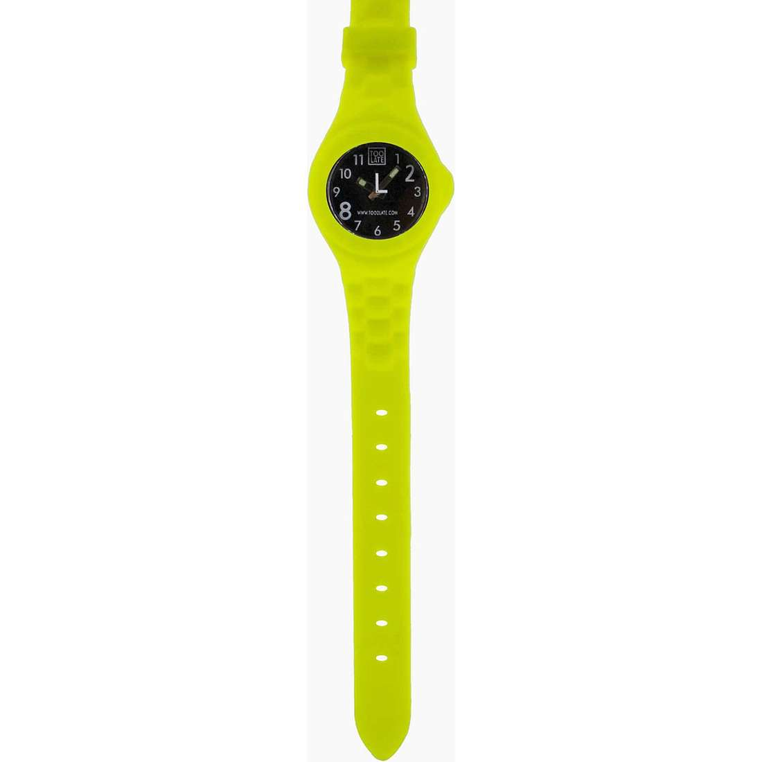 montre seul le temps unisex Too late Mash-up MS005N