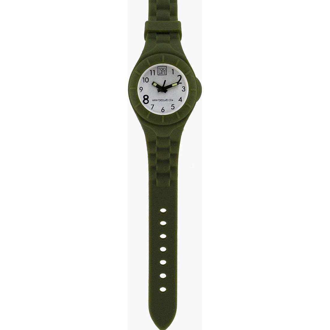 montre seul le temps unisex Too late Mash-up MS006B