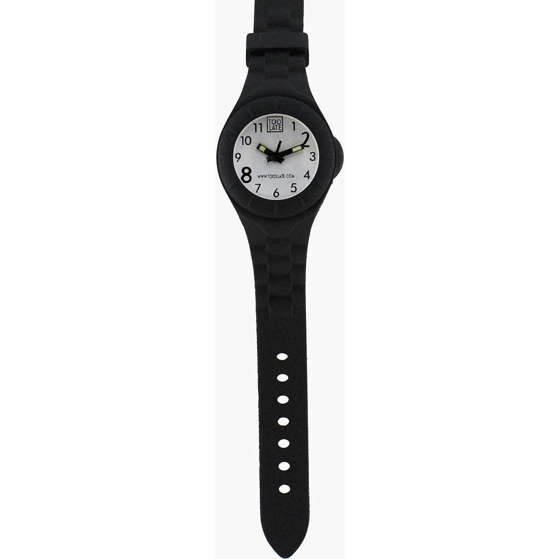 montre seul le temps unisex Too late Mash-up MS007B