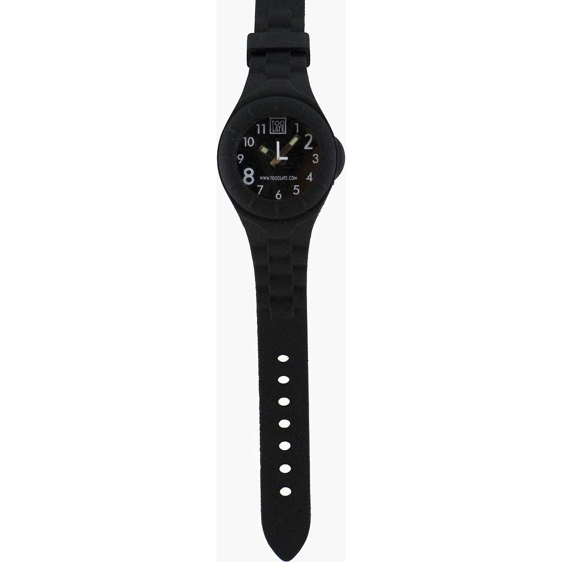 montre seul le temps unisex Too late Mash-up MS007N