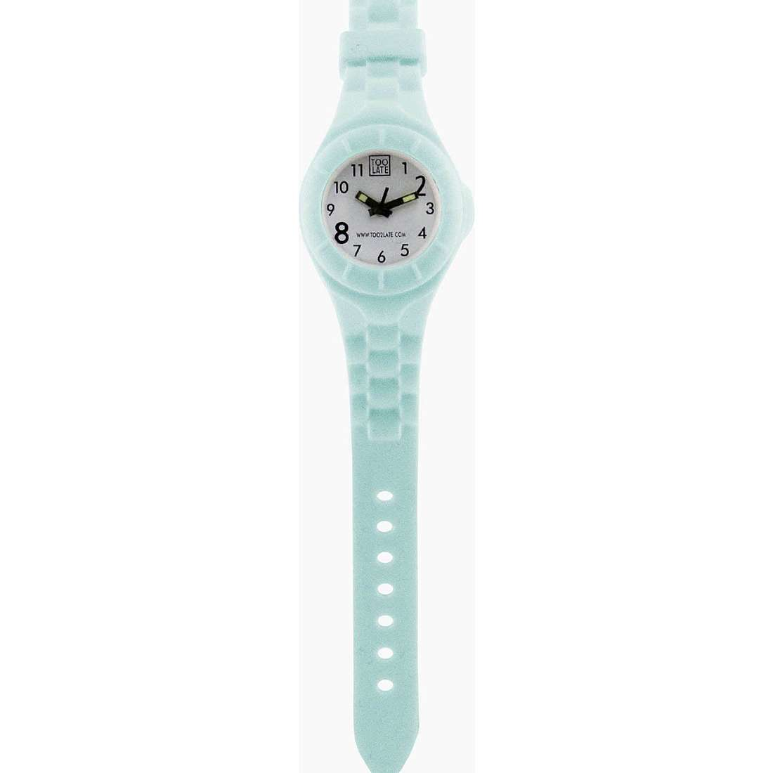 montre seul le temps unisex Too late Mash-up MS008B