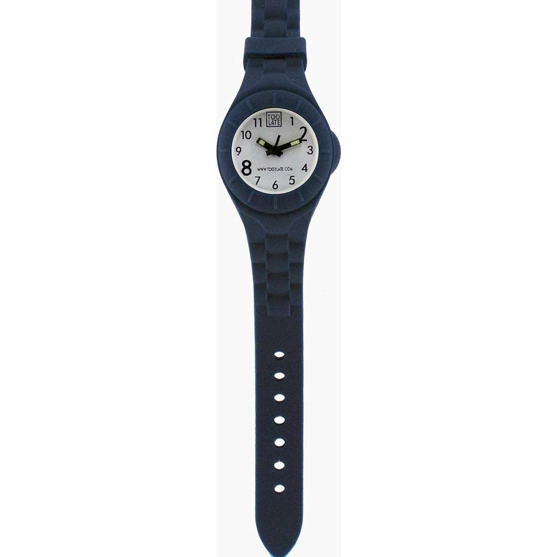 montre seul le temps unisex Too late Mash-up MS009B