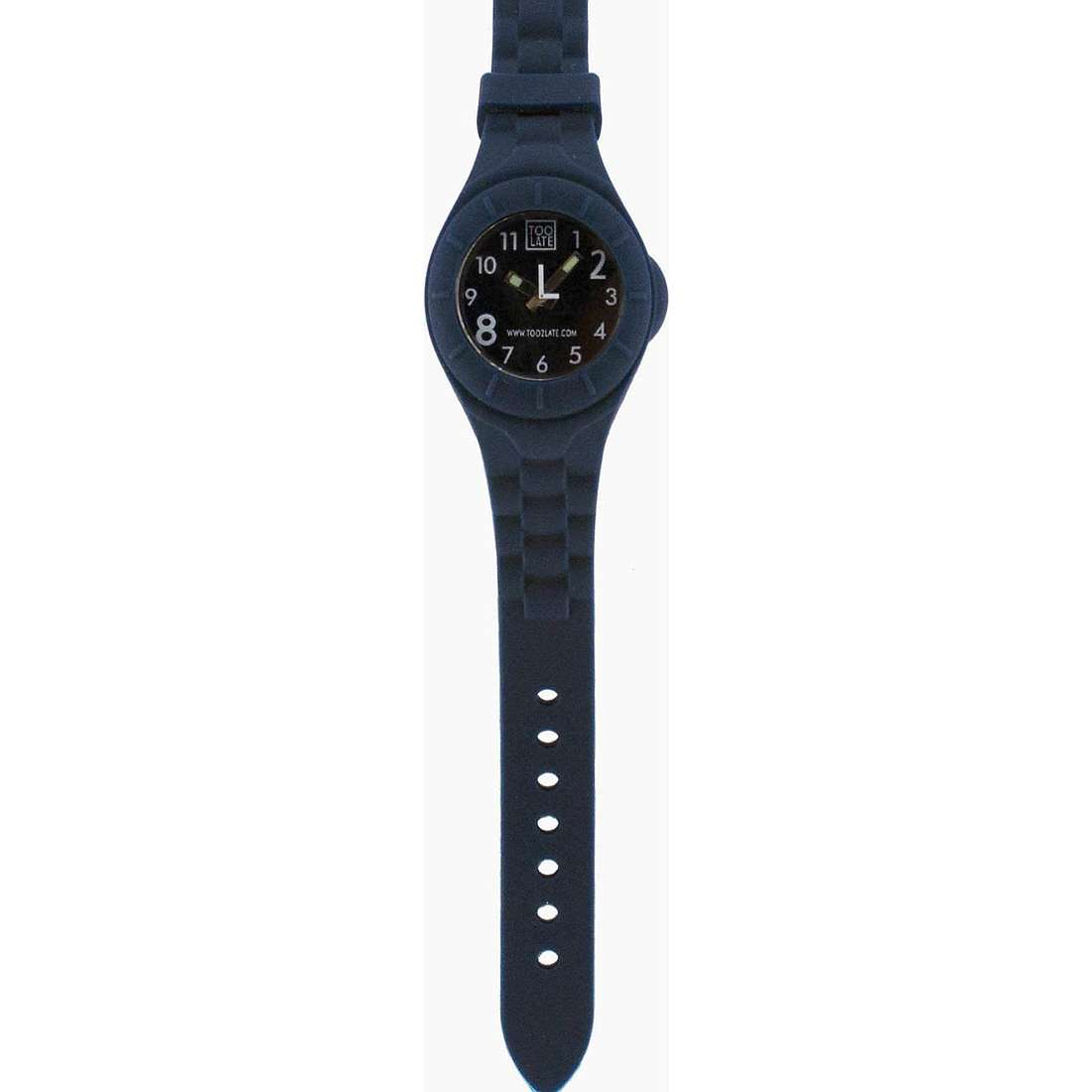 montre seul le temps unisex Too late Mash-up MS009N