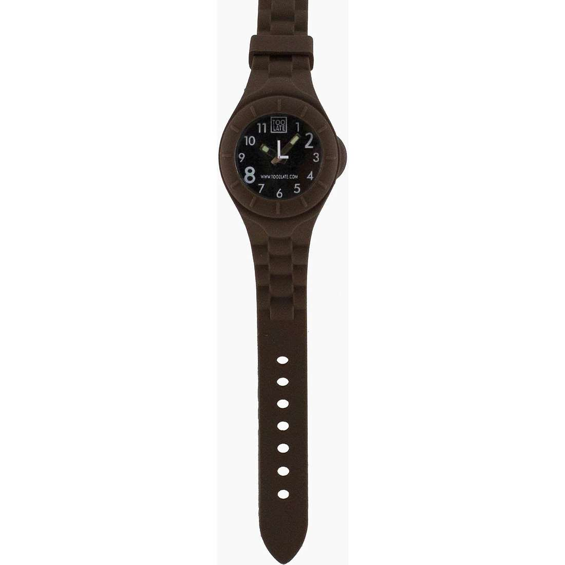 montre seul le temps unisex Too late Mash-up MS010N