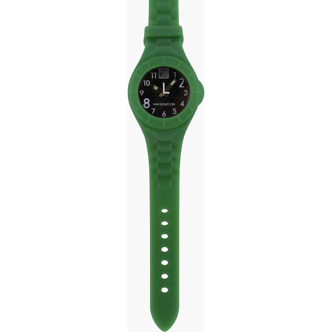 montre seul le temps unisex Too late Mash-up MS012N