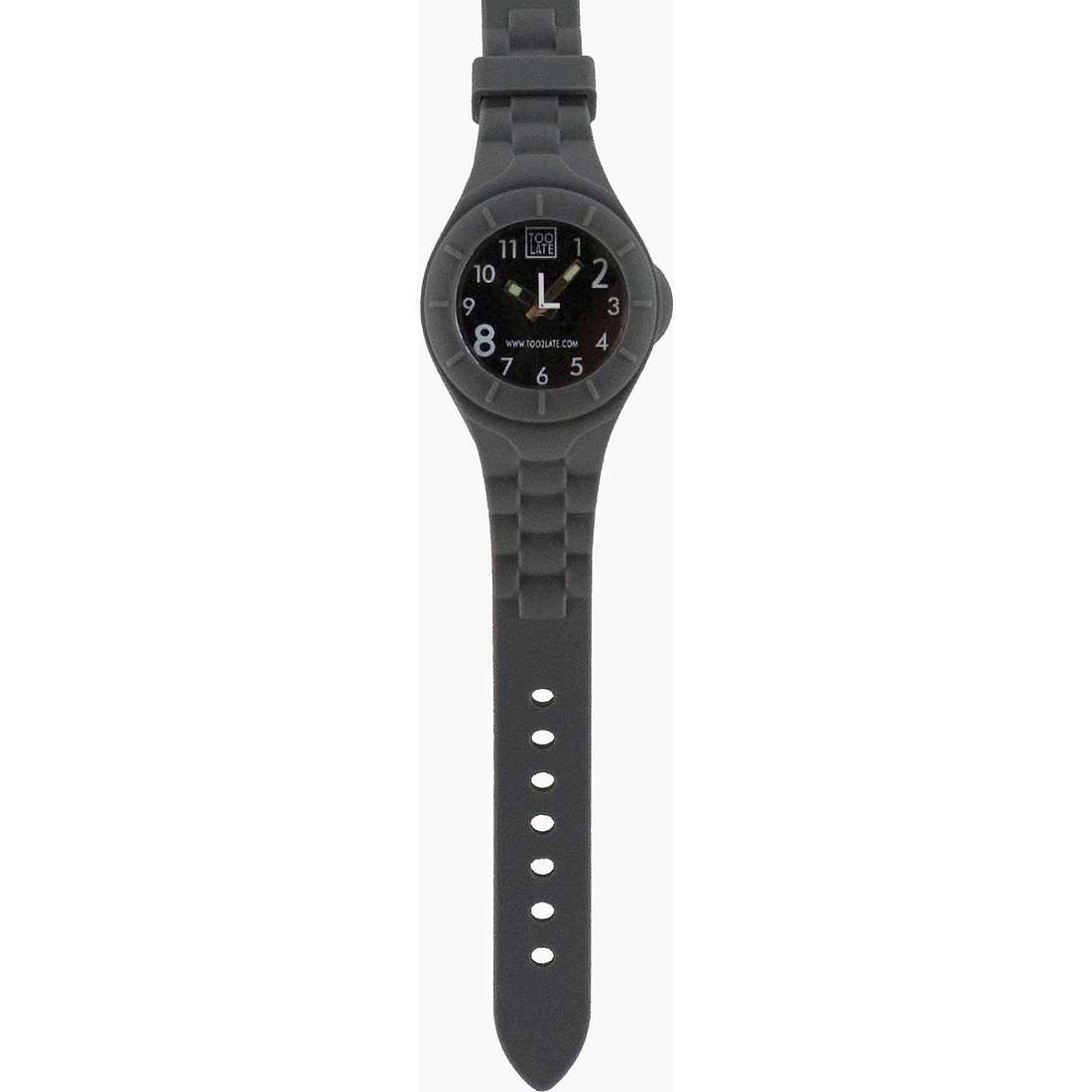 montre seul le temps unisex Too late Mash-up MS013N