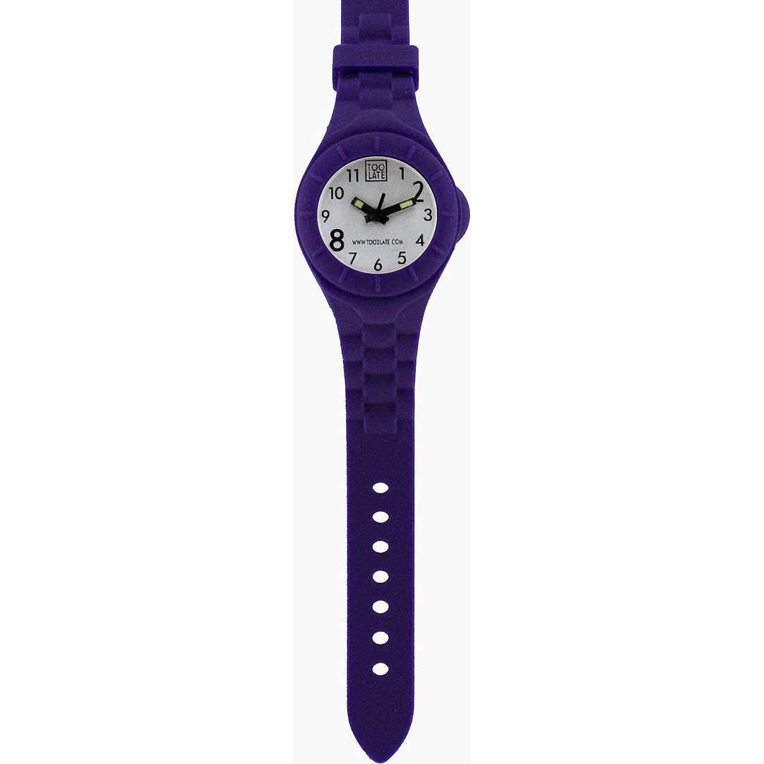 montre seul le temps unisex Too late Mash-up MS016B