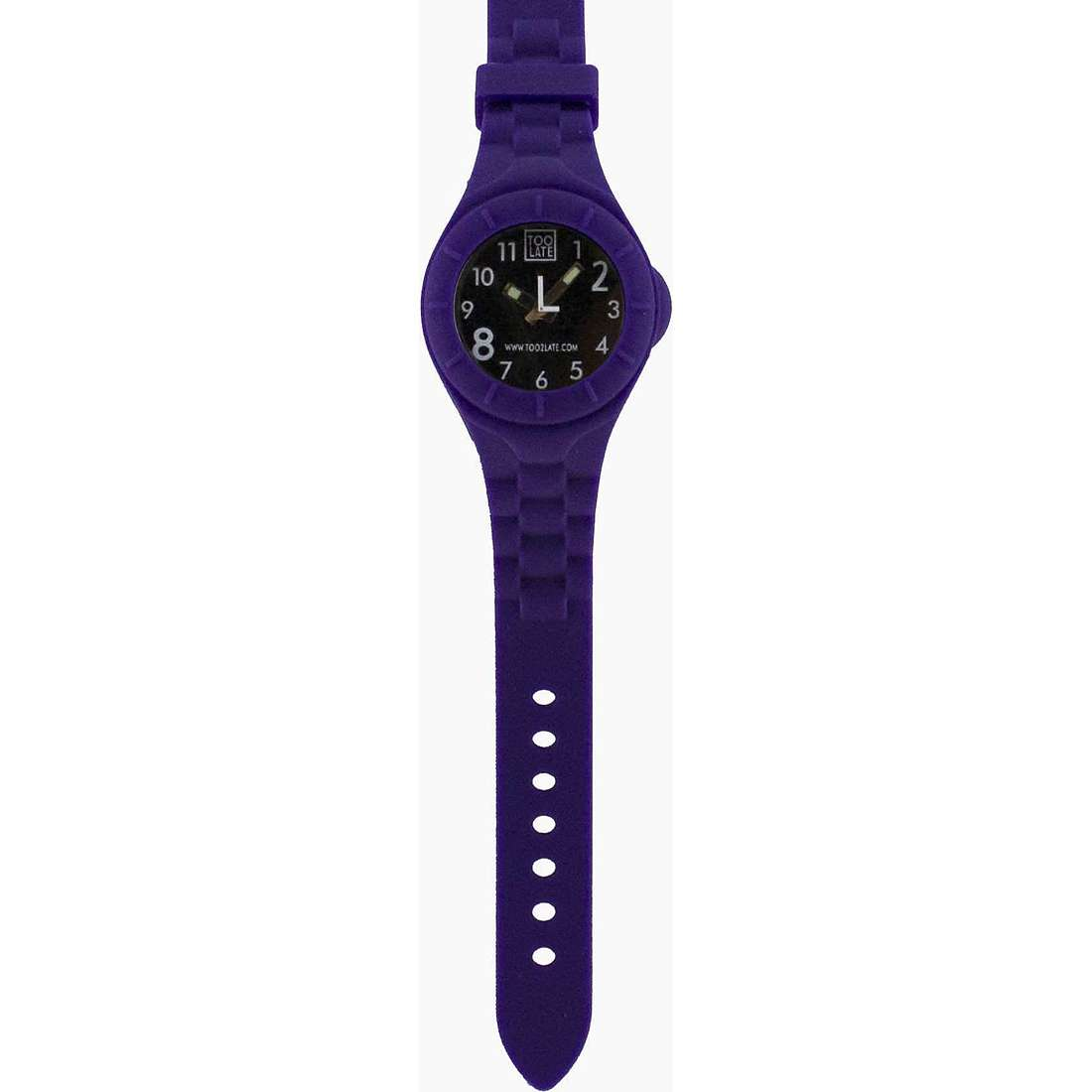 montre seul le temps unisex Too late Mash-up MS016N