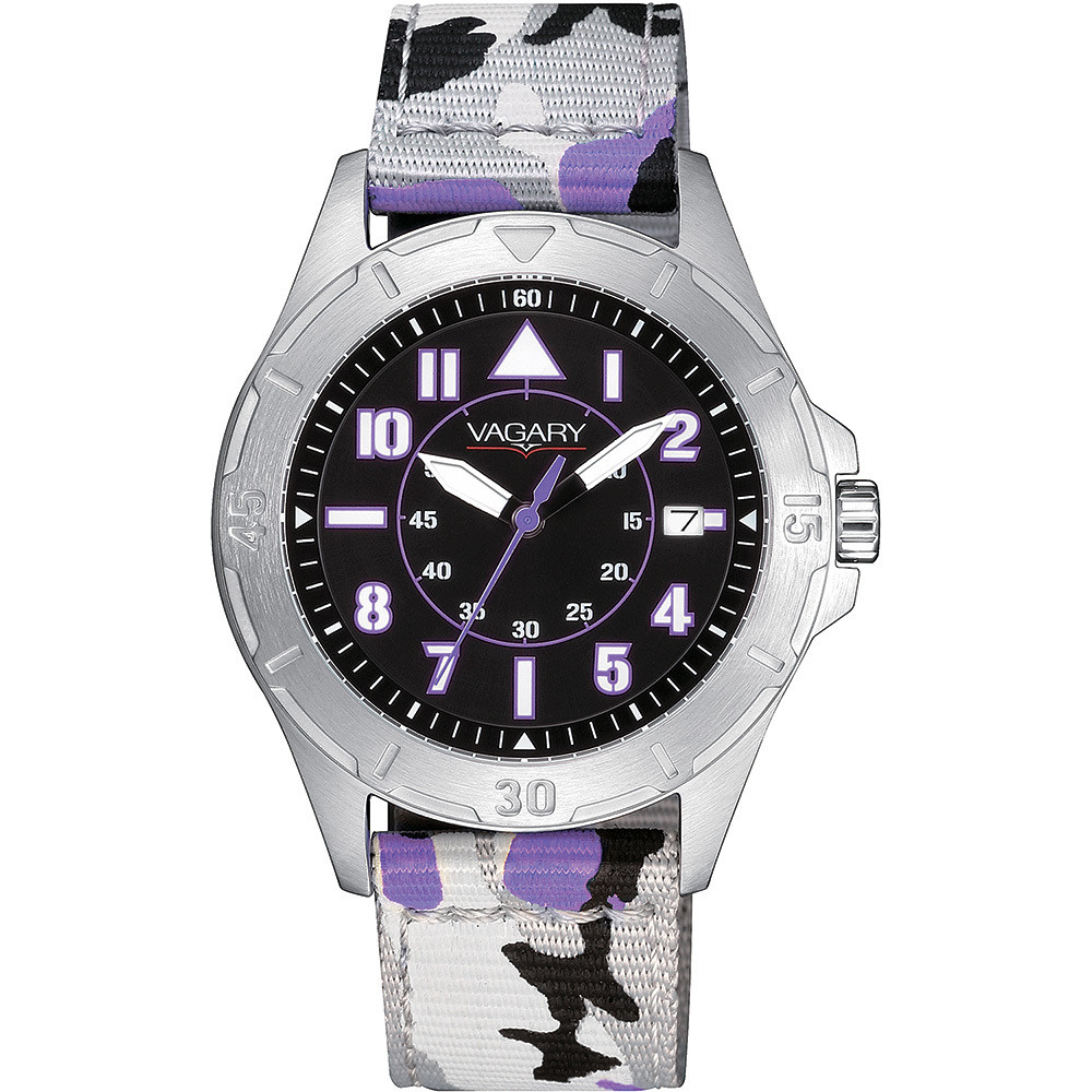 montre seul le temps unisex Vagary By Citizen Boy IH5-210-52