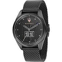 montre Smartwatch homme Maserati Traguardo R8853112001