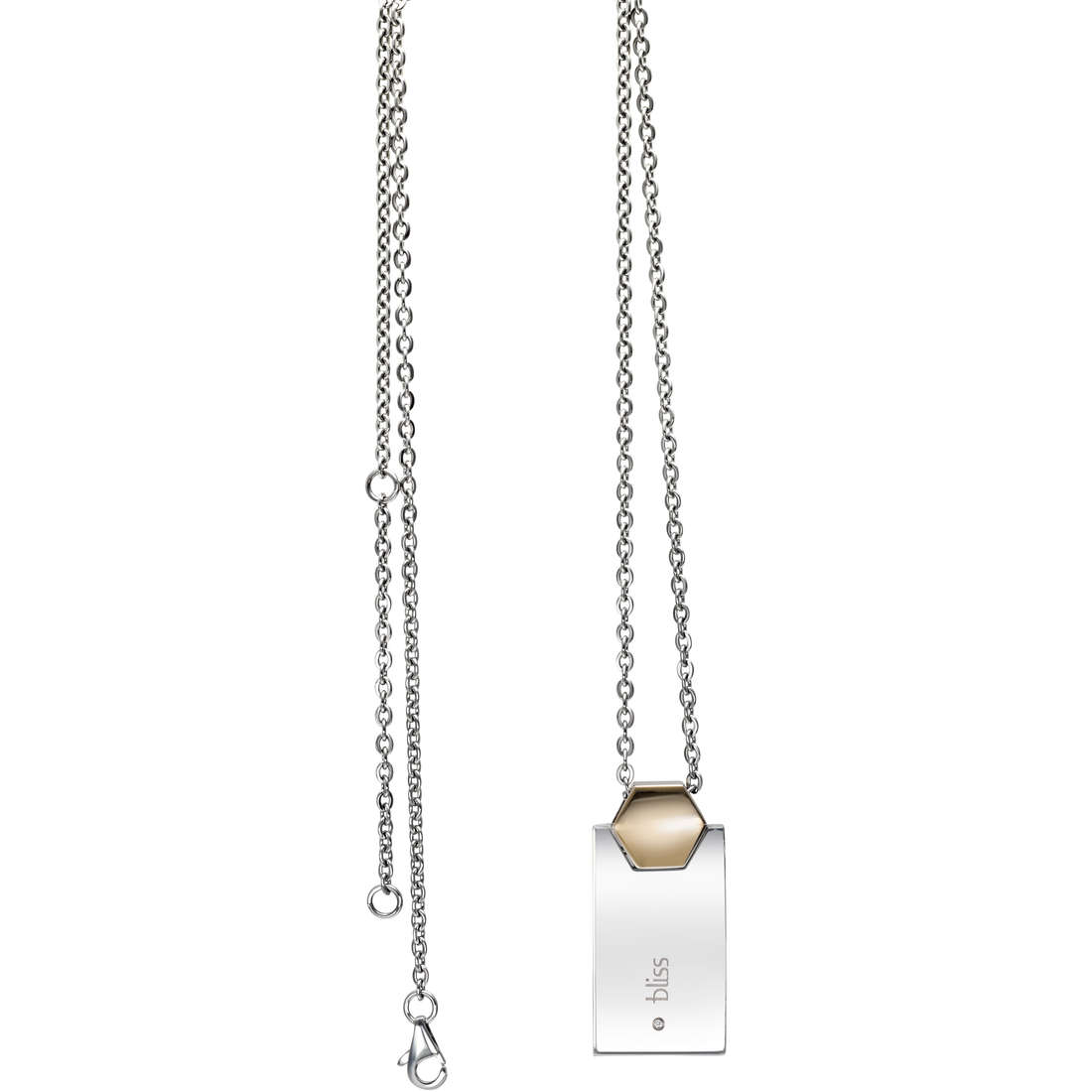 necklace man jewellery Bliss Meccano 20057523