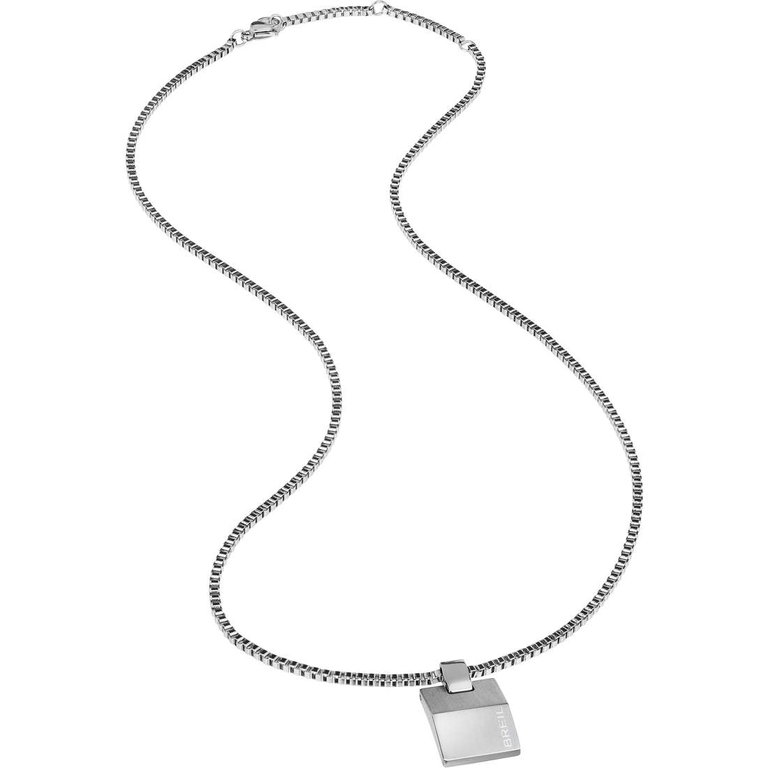 necklace man jewellery Breil Layout TJ1927