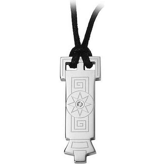 necklace man jewellery Brosway BAZ01