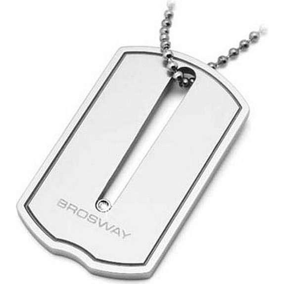 necklace man jewellery Brosway BJS01
