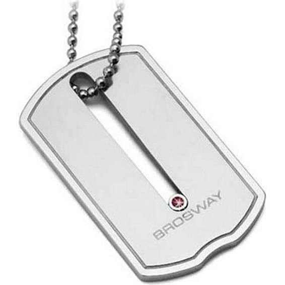 necklace man jewellery Brosway BJS02