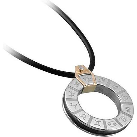 necklace man jewellery Brosway BKARMA