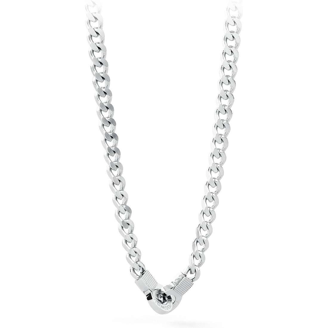 necklace man jewellery Brosway Break BEK01