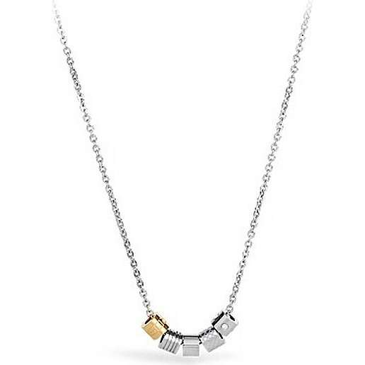 necklace man jewellery Brosway Bullet BUL02