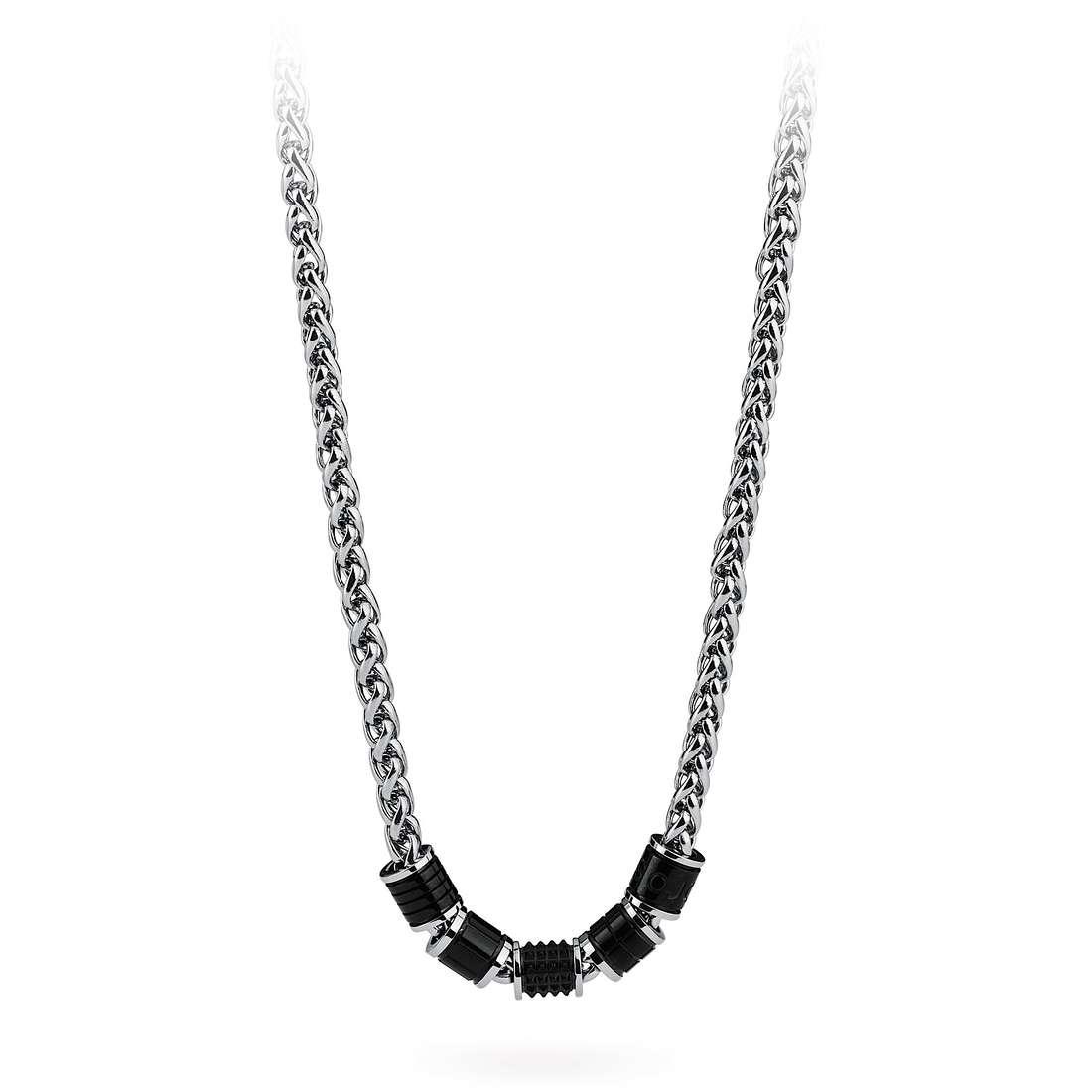 necklace man jewellery Brosway Bullet BUL03S