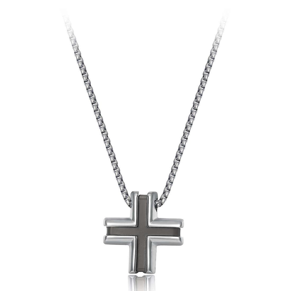 necklace man jewellery Brosway District BIT01L