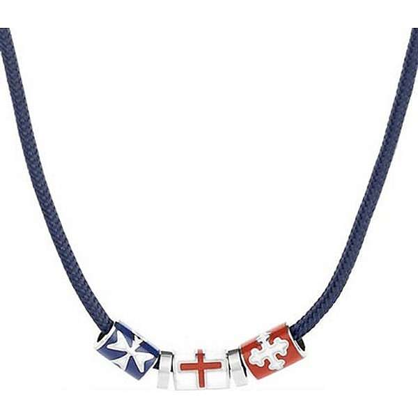 necklace man jewellery Brosway Maestrale BME04