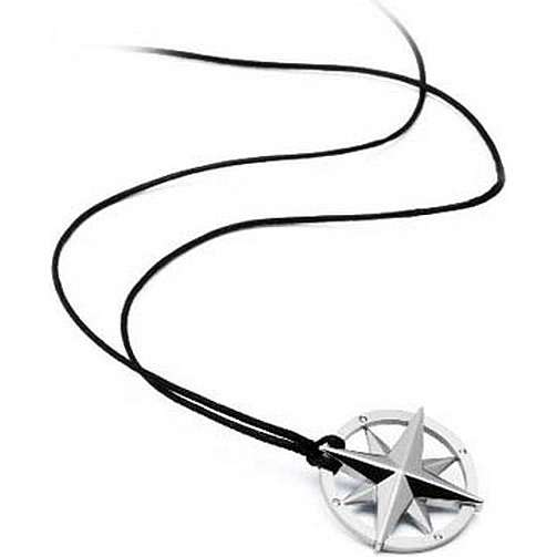 necklace man jewellery Brosway Nautical BNA03