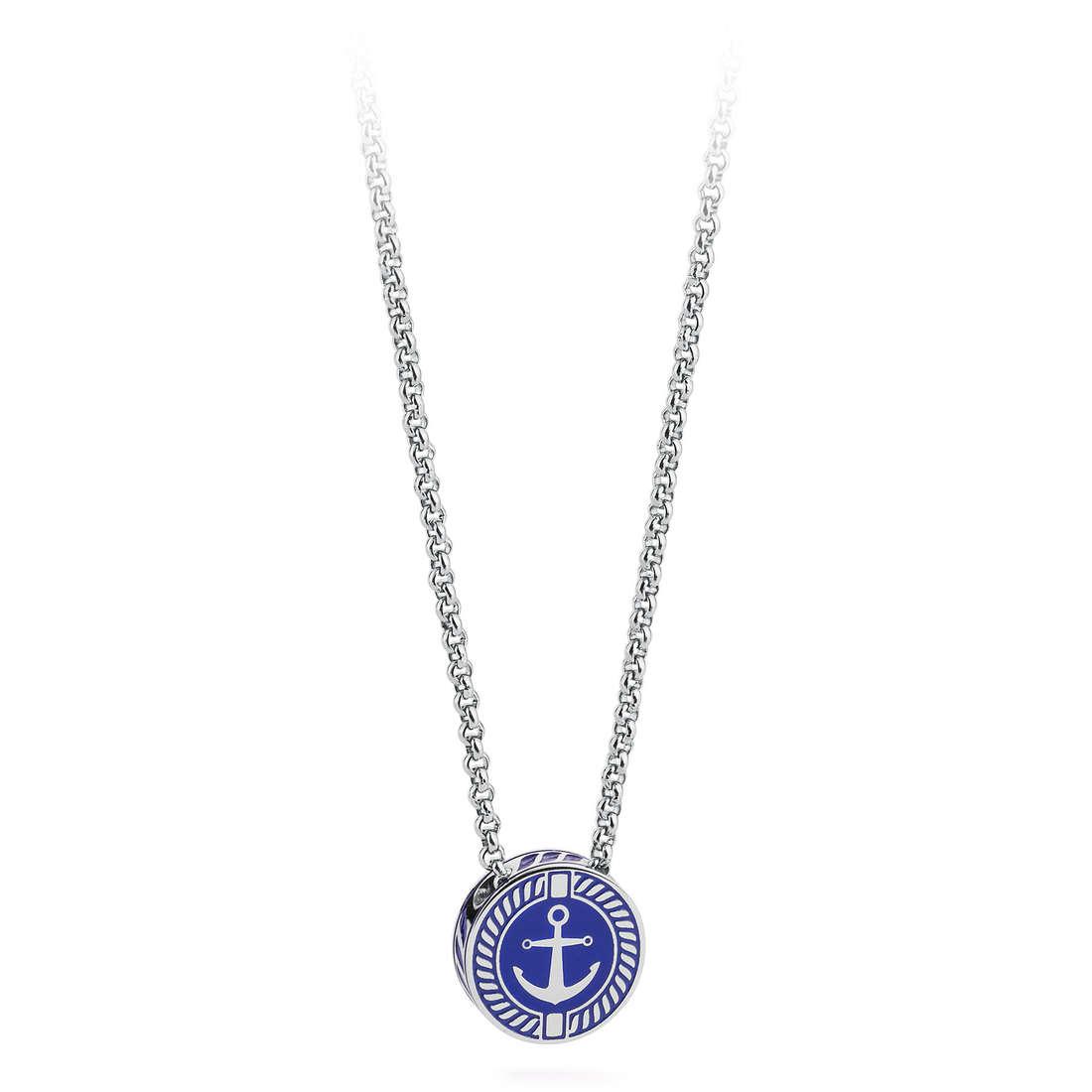 necklace man jewellery Brosway Nautilus BNU03