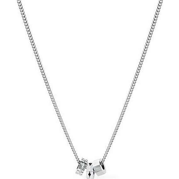 necklace man jewellery Brosway Octagons BOC06