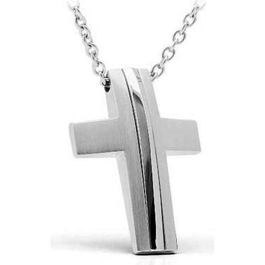 necklace man jewellery Brosway Shield BSI01