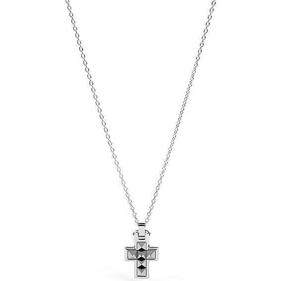 necklace man jewellery Brosway Spike BSK02