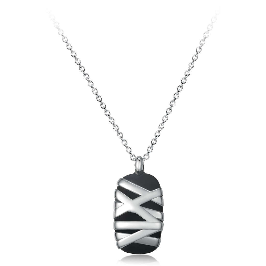 necklace man jewellery Brosway Stoneage BOG04L