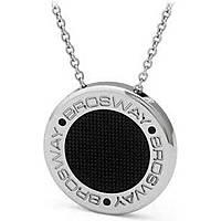necklace man jewellery Brosway Symmetry BSY04
