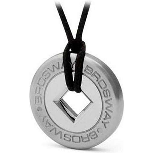 necklace man jewellery Brosway Symmetry BSY06