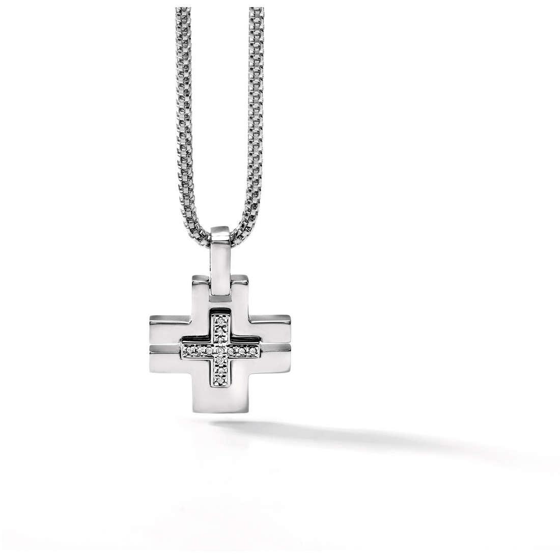 necklace man jewellery Comete Acciaio UGL 348