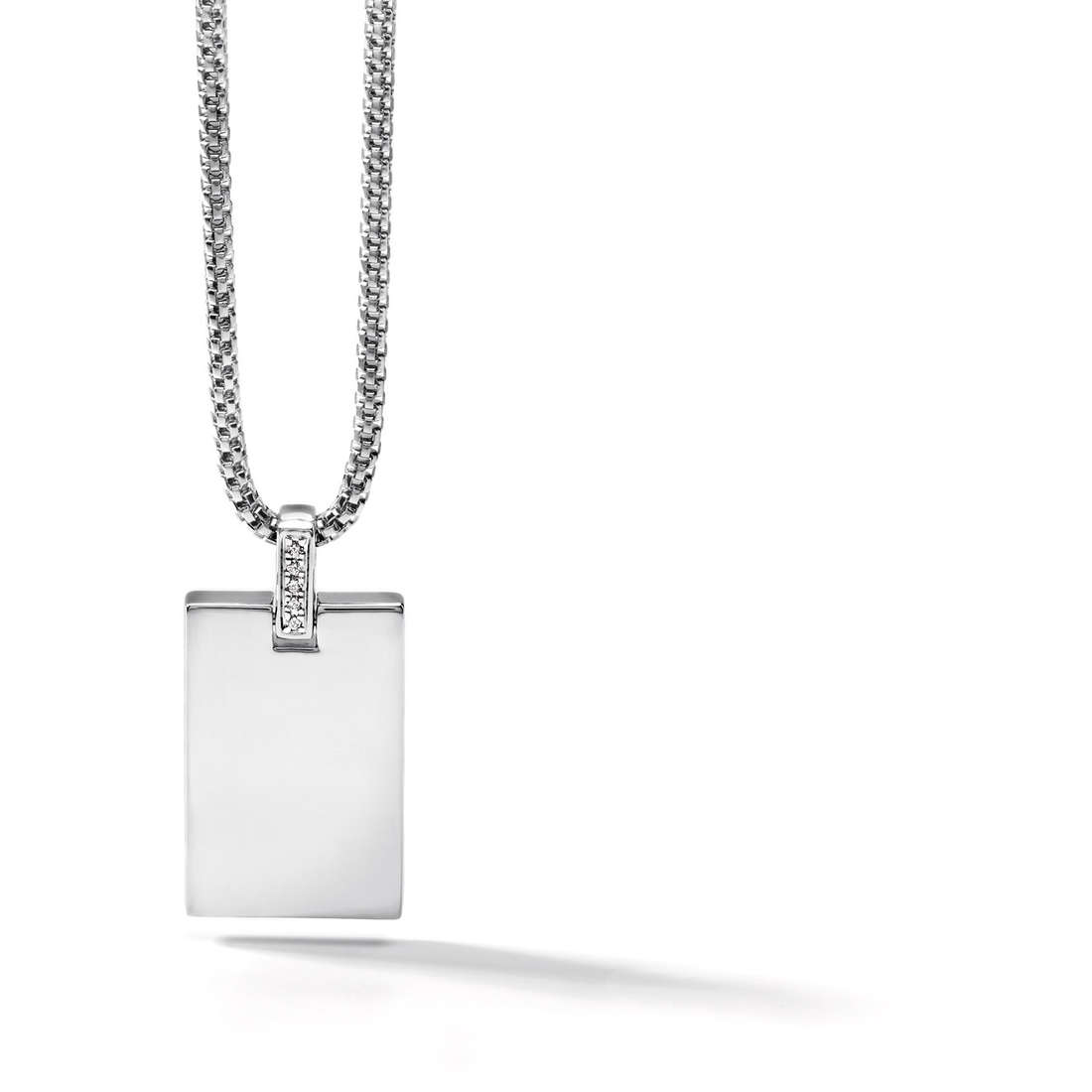 necklace man jewellery Comete Acciaio UGL 349