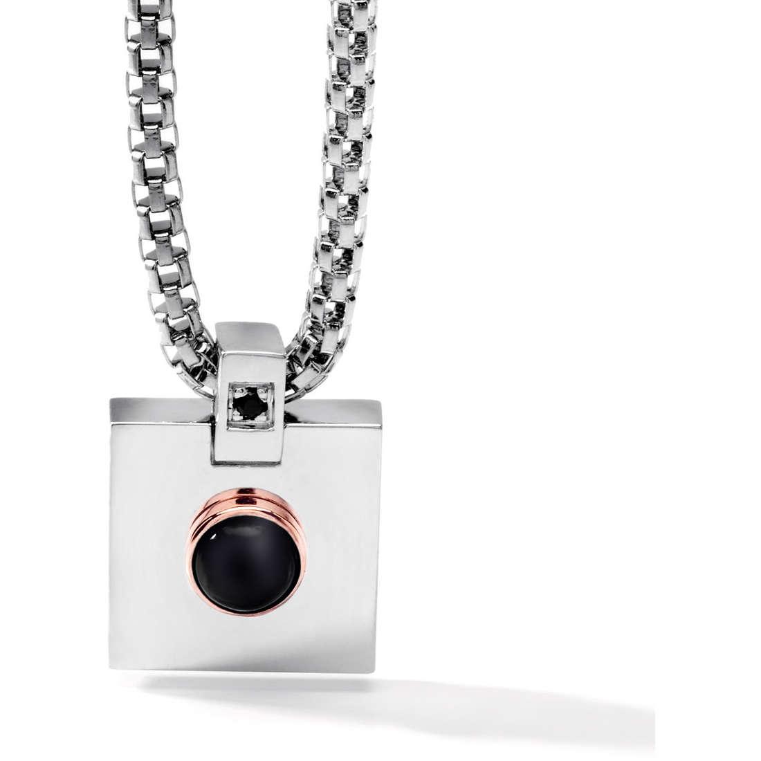 necklace man jewellery Comete Acciaio UGL 352