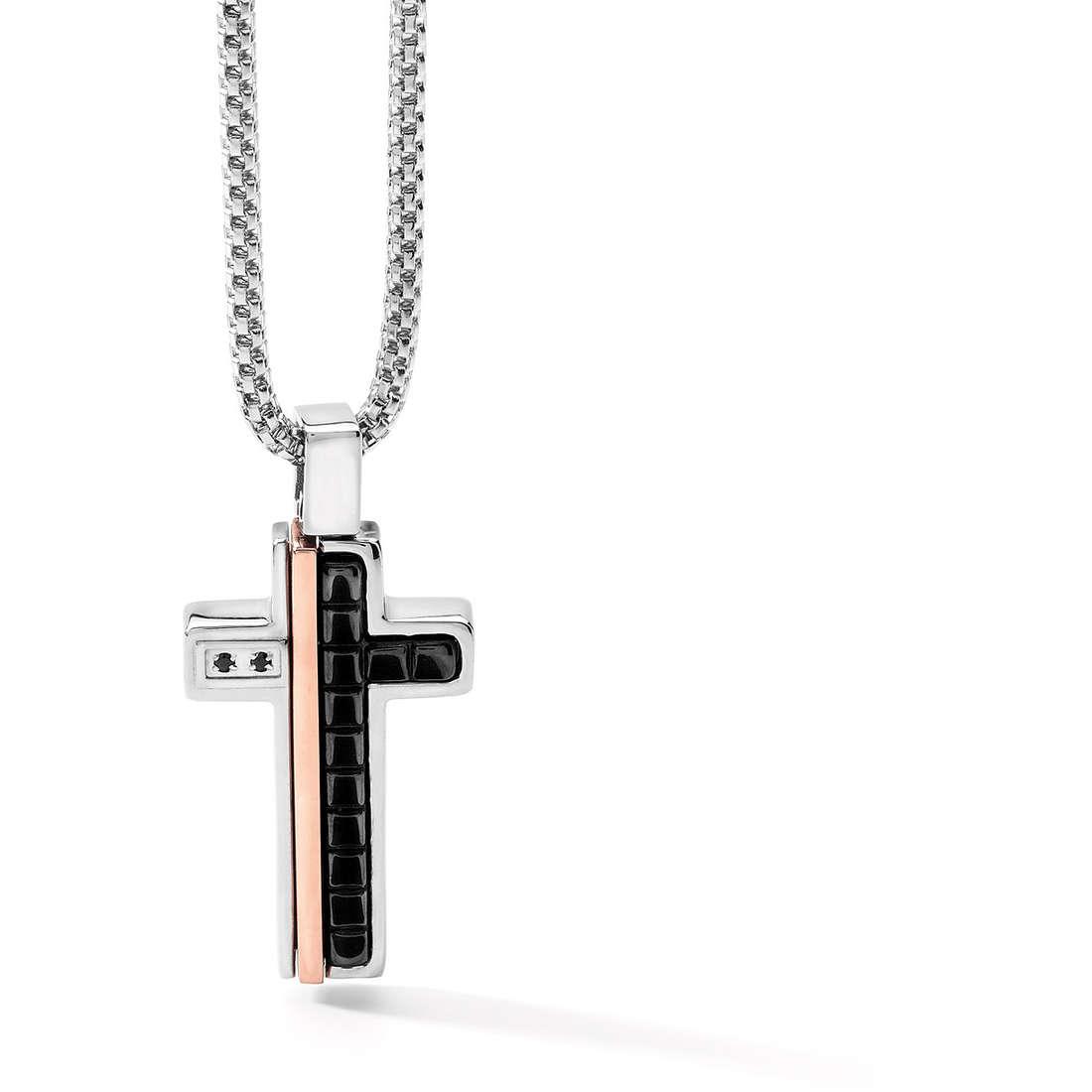 necklace man jewellery Comete Acciaio UGL 372