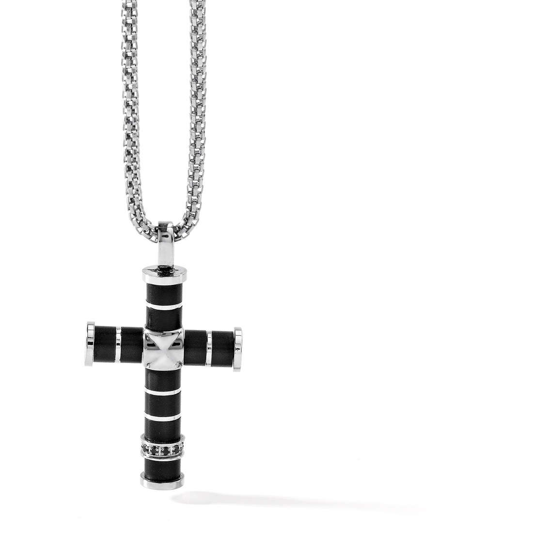 necklace man jewellery Comete Acciaio UGL 380