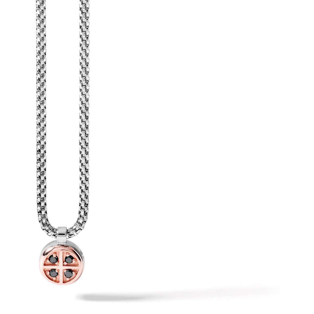 necklace man jewellery Comete Acciaio UGL 386
