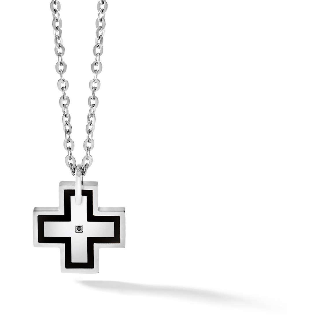 necklace man jewellery Comete Acciaio UGL 399