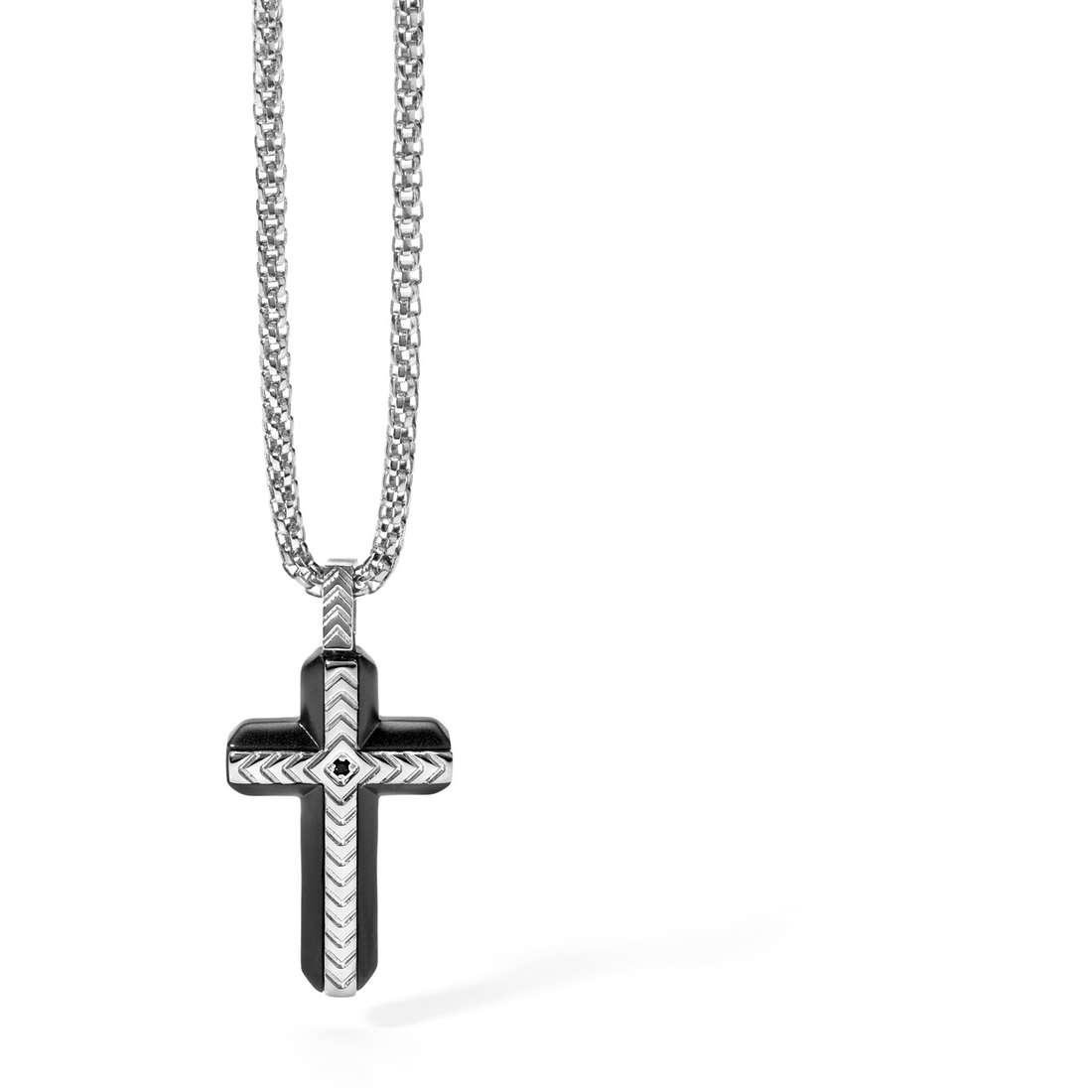 necklace man jewellery Comete Acciaio UGL 404